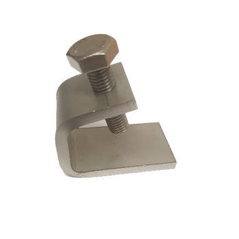 Tapped Beam Clamp-A4 Stainless Steel