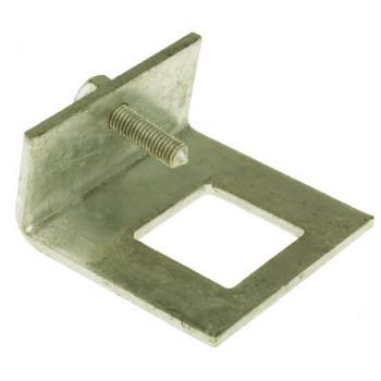 41mm Window Bracket - Stainless Steel