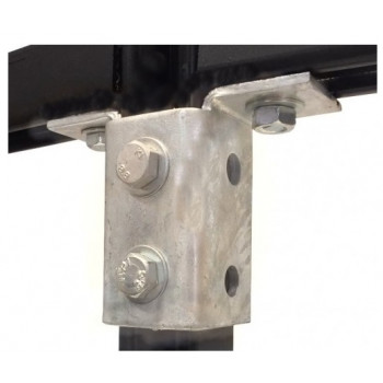 2 Wing Tower Bracket - A4 Stainless