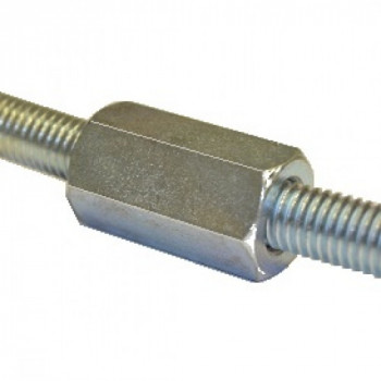 M24 Threaded Rod Connector x 1 (A4 Stainless)