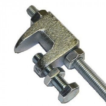 M8 LINDAPTER Flange Clamp