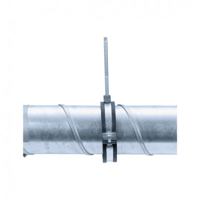 Spiral Duct Clamp