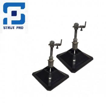 Strut-Pro Adjustable Support Leg Assemby