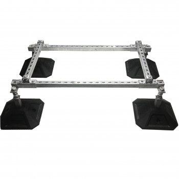 Strut Pro - 1500 - Adjustable Leg Framework - 1500mm x 1200