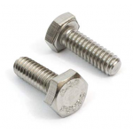 Hex Head Set Screws - A4 Stainless