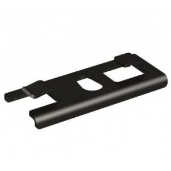 Pemsa - Click Central Hanging Plate - Black C8