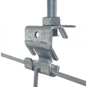Top Wire Threaded Rod Hanger