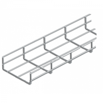 60mm Cable Basket Tray x 3 Metre (HDG)