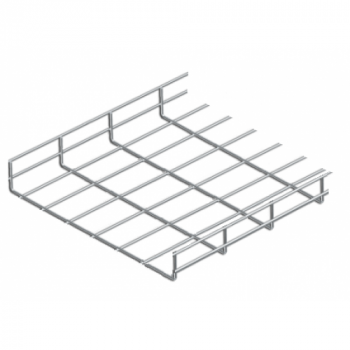 600mm Cable Basket Tray A2 Stainless x 3 Meter