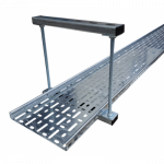 Hot Dipped Galvanised Trapeze (HDG)