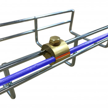 Cable Basket Earthing Clamp