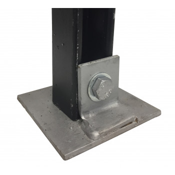Single Fix Base Plate