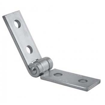 Channel Hinge P1354 Adjustable Stainless Steel
