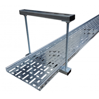 450mm Cable Tray Trapeze Support Bracket (HDG)