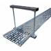 300mm Cable Tray Trapeze Support Bracket (HDG)