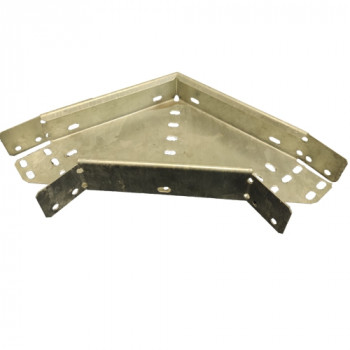 90 Degree Bend for 50mm Medium Duty Tray - (HDG)