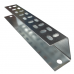 225mm Stand Off Brackets (HDG) Pack of 8