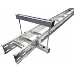 Hot Dipped Galvanised Ladder Rack (External Use)