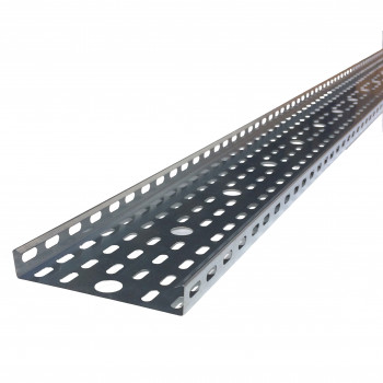 300mm Premier Medium Duty Cable Tray x 3 Metre (HDG)