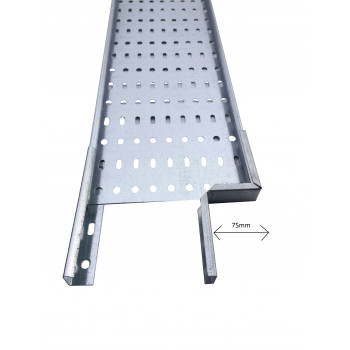 75mm Premier Cable Tray Reducing Angle (PG)