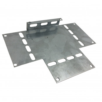 Flat Tee Bend for 225mm Premier Tray (HDG)