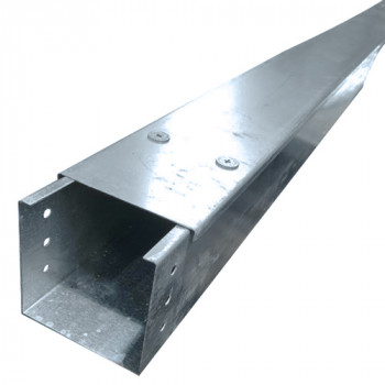 150mm x 150mm Premier Cable Trunking x 3 Meter