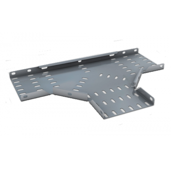 Flat Tee Bend for 75mm Medium Duty Tray - (HDG)