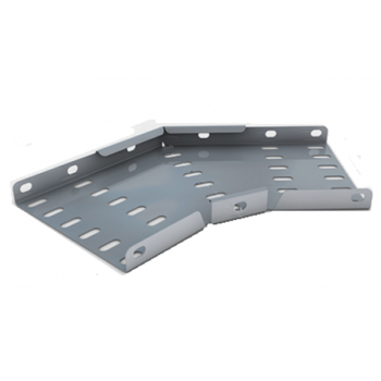 45 Degree Bend for 450mm Metsec Medium Duty - (HDG)