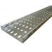 450mm Medium Duty Cable Tray x 3 Meter - (HDG)