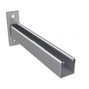 600mm Cantilever Arms - A4 Stainless