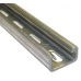 21mm Light Slotted Channel - 1 Metre