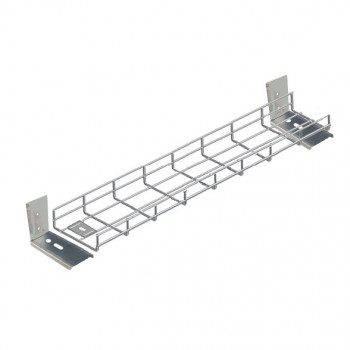 2000mm Under Desk Cable Tidy Tray