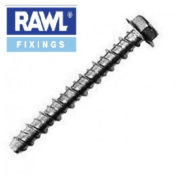 Rawl Plug - 6x150mm R-LX Concrete Flanged Screwbolt