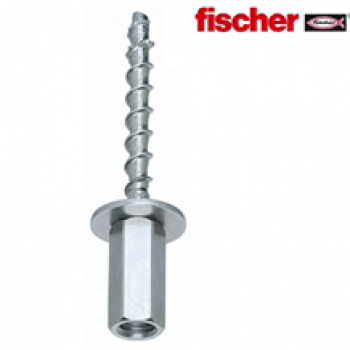 Fischer M8/M10 Threaded Female Concrete Screw
