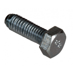 Hex Head Set Screw - Galvanised (HDG)