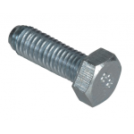 Hex Head Set Screw - Zinc Plated (ZP)
