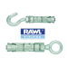 Rawl Plug - M8 Rawl Shield Eye Bolt