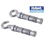 Rawl Hook Bolts & Eye Bolts