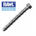 Rawl Plug - 8x100mm R-LX Concrete  Screwbolt (Box of 100)