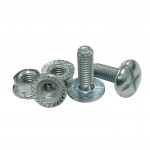 Roofing Bolts & Nuts (A2 Stainless Steel)