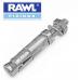 Rawl Plug - M6x60 Shield Anchor Projecting Bolt