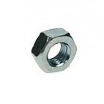 M6 Hex Head Nuts - (HDG) x 100