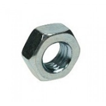 M12 Hex Head Nuts - (HDG) x 100