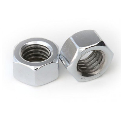 Over Tapped Hex Head Nuts