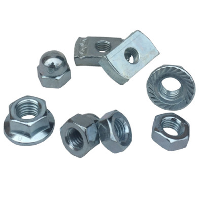 Threaded Nut Range