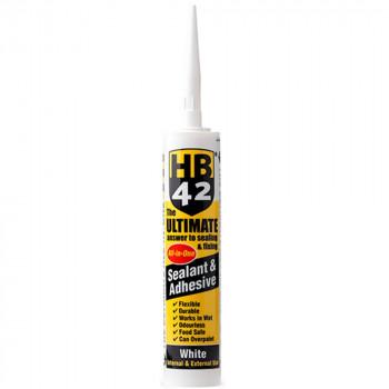 Ultimate Sealant & Adhesive 290ml (White)