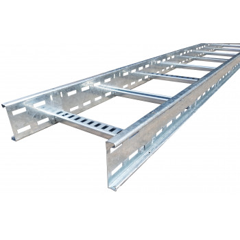 Metsec - 300mm x 100mm Cable Ladder HDG - 3 Meter