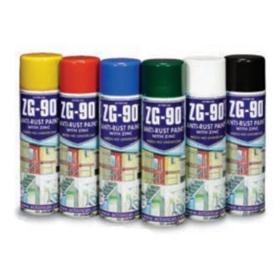 Zinc Galvanising Spray Paint