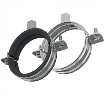 31-36mm Premier Rubber Lined Pipe Clamps