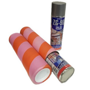 Pressurized Air Canister Protector Tube x 1